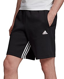 Men's Must Have 3-Stripe Shorts