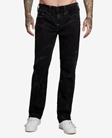 True Religion Men's Ricky No Flap Big T Jeans
