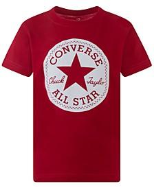 Big Boys Chuck Patch Logo T-Shirt