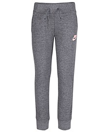 Little Girls Jogger Pants