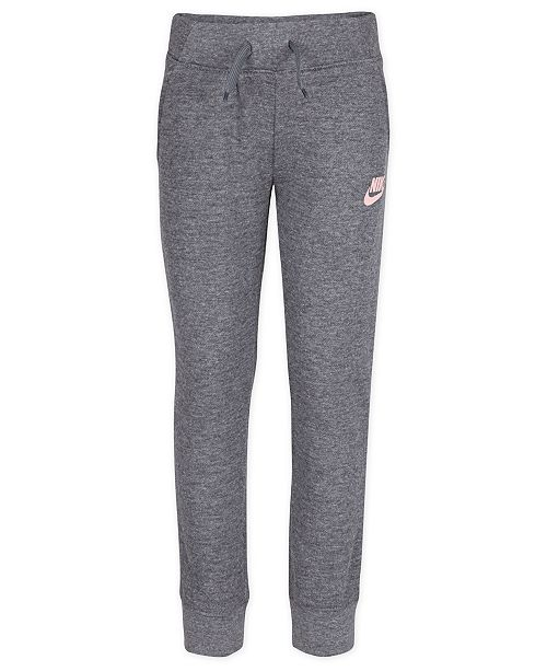 Nike Little Girls Jogger Pants