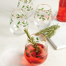 Lenox Holiday Drinkware Collection