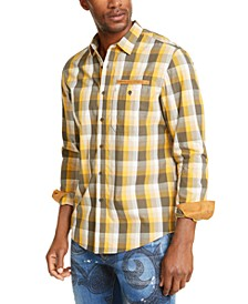 Men's Mini Check Shirt