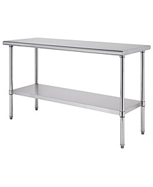 Pro Ecostorage Stainless Steel Table