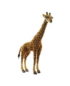 """Medium Size 34"""" Giraffe Plush Toy"""