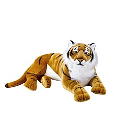 Lelly National Geographic Giant Tiger Plush Toy
