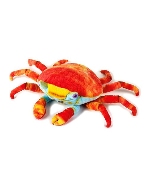 Venturelli Lelly National Geographic Sally Lightfoot Crab Plush Toy