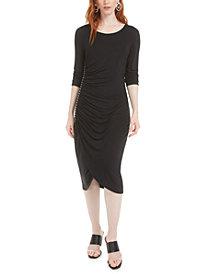 Bar III Studded Bodycon Dress, Created for Macy's