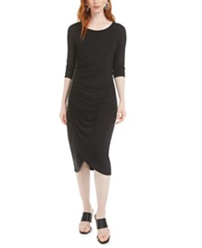 Bar III Studded Bodycon Dress, Created for Macy's
