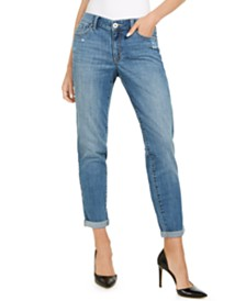 I.N.C. Boyfriend Jeans, Created for Macy's