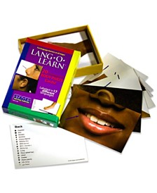 Stages Learning Materials Lang-O-Learn ESL Vocabulary Cards Flashcards, Body Parts