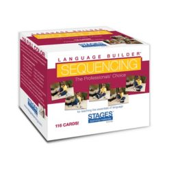 Stages Learning Materials Language Builder, Sequencing Cards