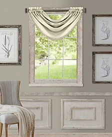 Elrene All Seasons Waterfall Window Valance