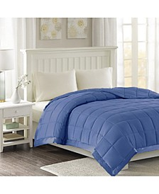 Microfiber Blanket with Satin Edge, King
