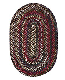 Chestnut Knoll Amber Rose 2' x 3' Accent Rug