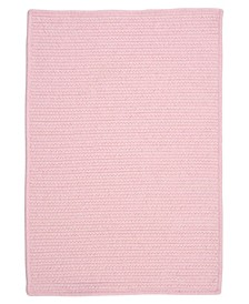 Westminster Blush Pink 2' x 4' Accent Rug