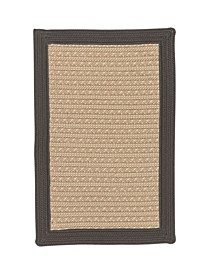 Bayswater Gray 2' x 3' Accent Rug