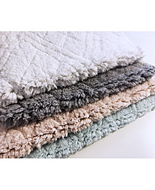 CLOSEOUT! Butterfly Home Fashions Cotton Bath Rug Collection