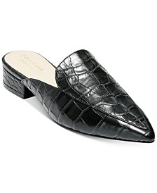 Cole Haan Piper Mules