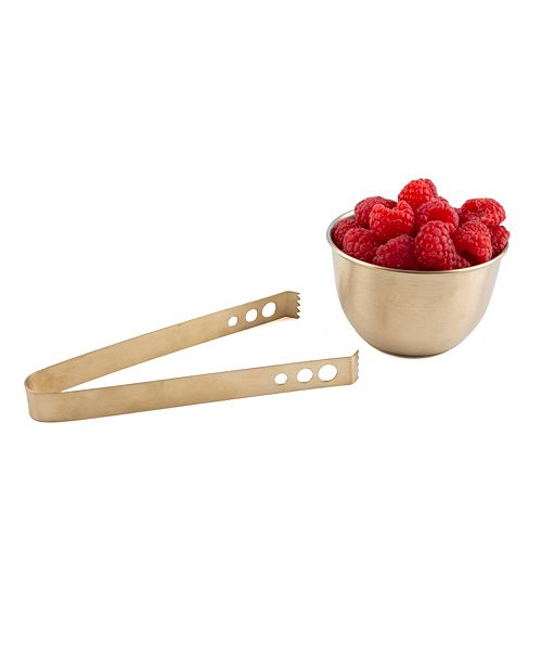 Thirstystone Berry Bowl with Tongs