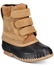 Sorel Little Girls Cheyanne II Stay-Put Closure Boots