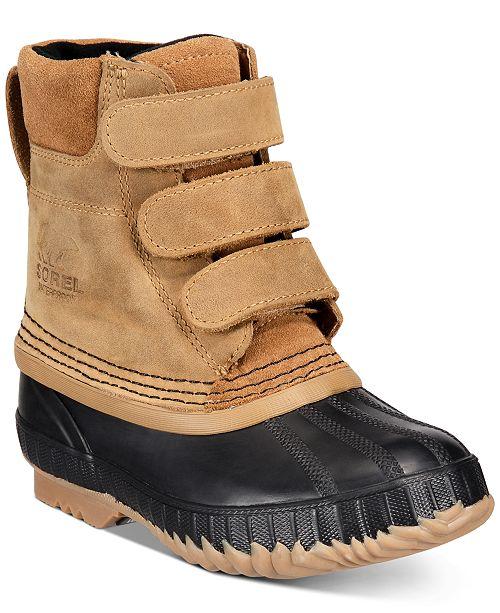 Sorel Little Girls Cheyanne II Stay-Put Closure Boots