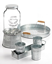Masonware Galvanized Tin Collection