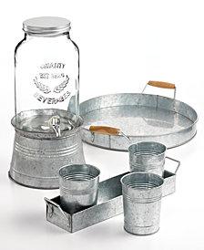 Artland Oasis Galvanized Tin Collection
