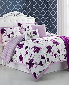 Ellen Tracy Monterrey 6-Piece Queen Comforter Set