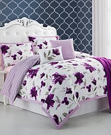 Ellen Tracy Monterrey 6-Piece Queen Comforter Set