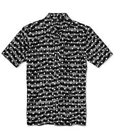 Big Boys Mag Sketch Printed Shirt