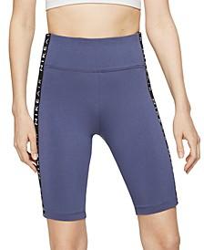 Air High-Waist Bike Shorts