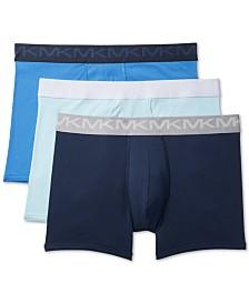 Michael Kors Men's 3-Pk. Cotton Boxer Briefs