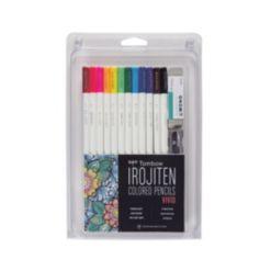 Tombow Irojiten Colored Pencil Set, Vivid