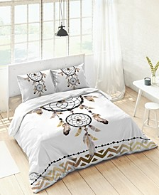 Kaliedo Amada Duvet Set, Full/Queen