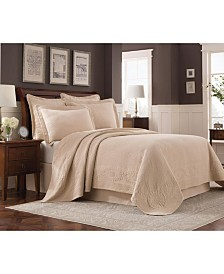 Williamsburg Abby King Coverlet