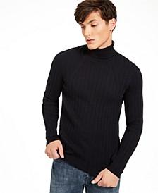 INC Men's Elite Turtleneck Sweater, Created For Macy's