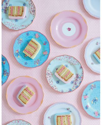 Candy Set/4 Mix Plates