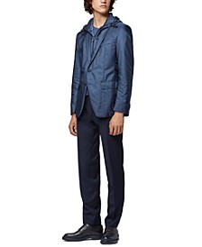 BOSS Men's Redick-N Extra-Slim-Fit Jacket