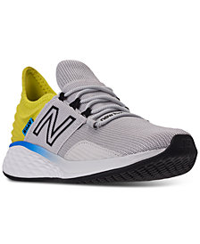 New Balance Big Boys Fresh Foam Roav Running Sneakers from Finish Line
