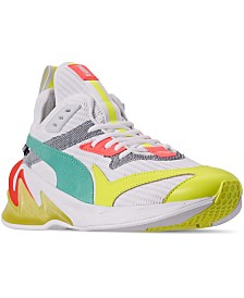 Puma Women's LQDCELL Optic Sheer Casual Athletic Sneakers