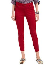 5-Pocket TH Flex Skinny Ankle Jeans, Created for Macy's