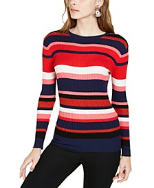 Agent Striped Cotton Top