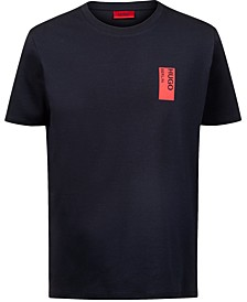 HUGO Men's World Logo Graphic T-Shirt