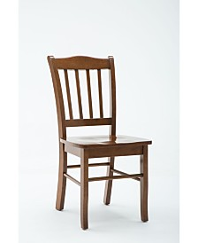 Boraam Shaker Collection Dining Chairs, Set of 2