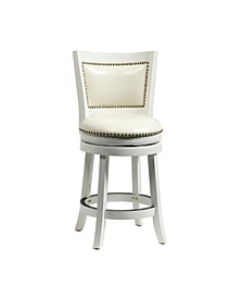 "Bristol Collection 24"" Swivel Bar Stool"