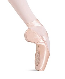 "Cambre Broad Toe 4"" Shank Pointe Shoe"