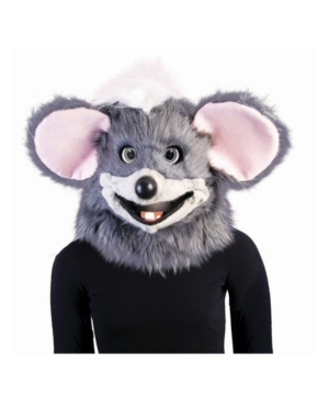 Adult Moving Jaw Mouse Mask