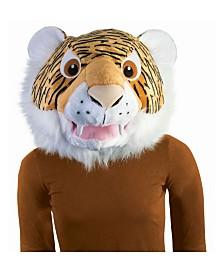 BuySeasons Adult Tiger Mascot Mask