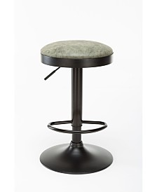 Boraam Copley Collection Backless Adjustable Stool